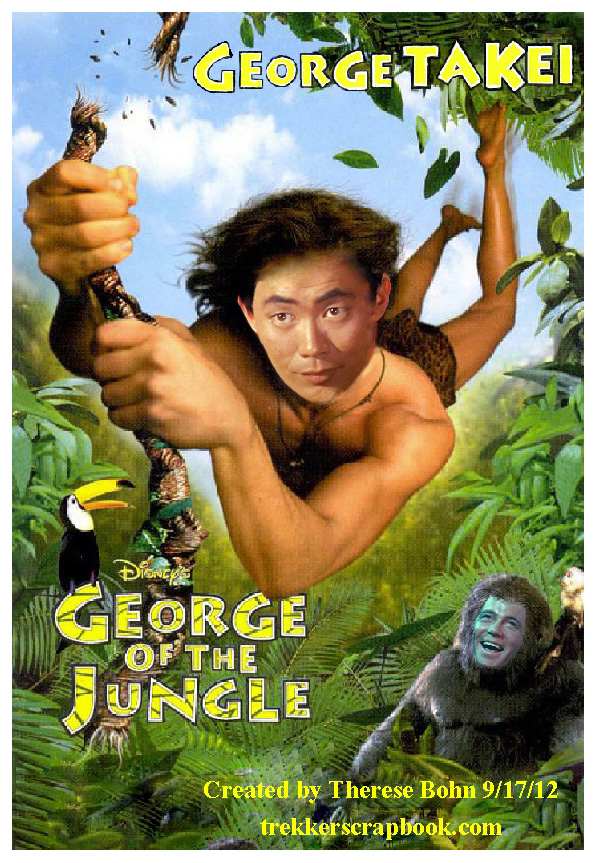 George Of The Jungle Drinking Game Seven Inches Of Your Time