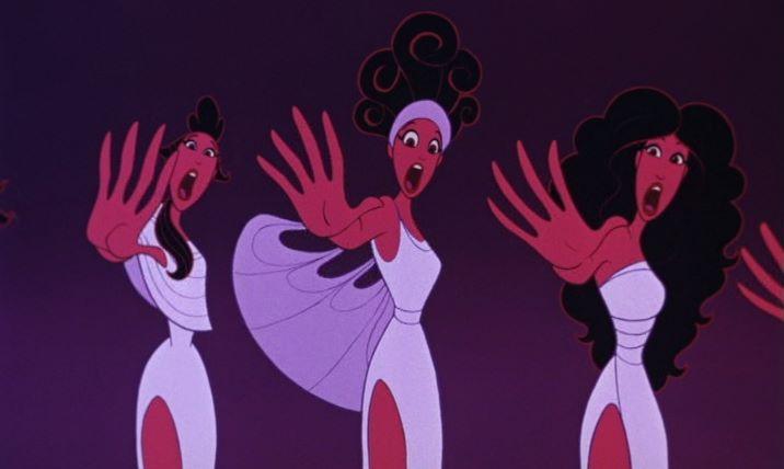 1000  ideas about Hercules Muses on Pinterest   Hercules, Disney ...