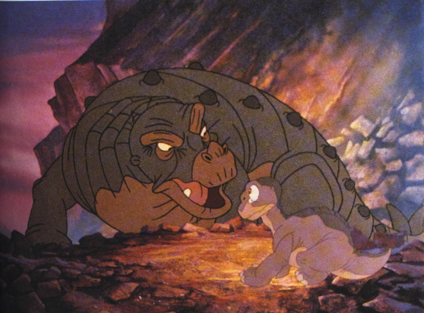 The Land Before Time Drinking Game Seven Inches of Your Time