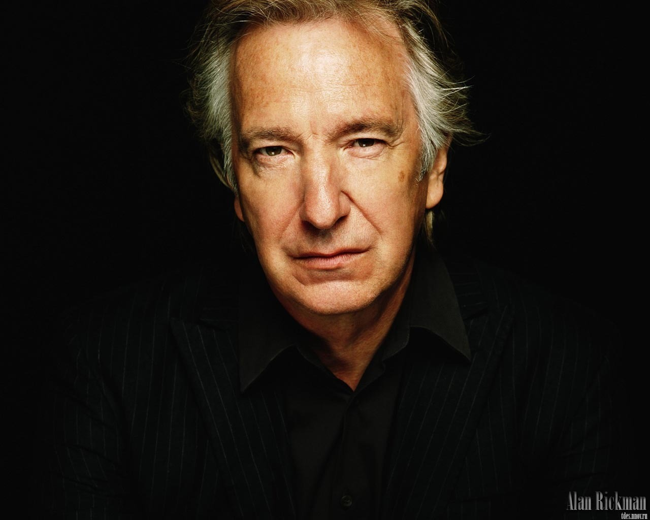 Alan Rickman Needs His Own Show \u2013 Seven Inches of Your Time
