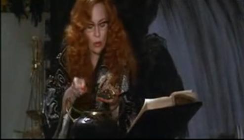 dunaway witch