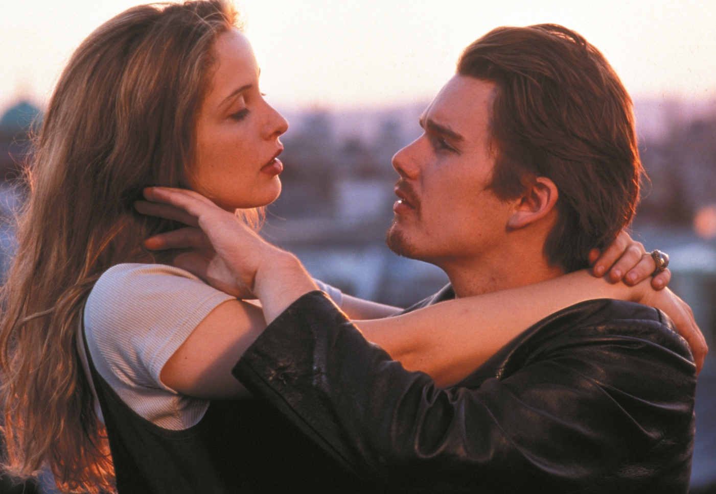 Image result for Richard Linklater'sBefore Sunrisewas an unlikely film to spawn a trilogy