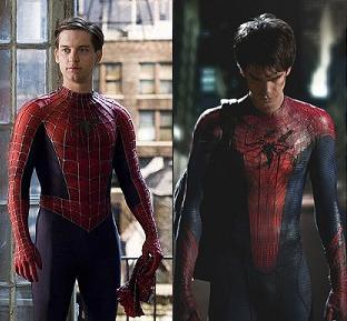 Spider-Man_actors