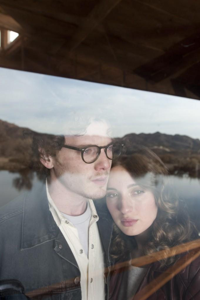 Movie Still_Left Anton Yelchin as Jacob, Right Mariya Valverde as Vittoria_Photo Credit VCF_Hi Res Available