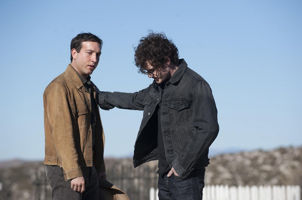 Movie Still_Left Chris Marquette as Buddy, Right Anton Yelchin as Jacob_Photo Credit VCF_Hi Res Available