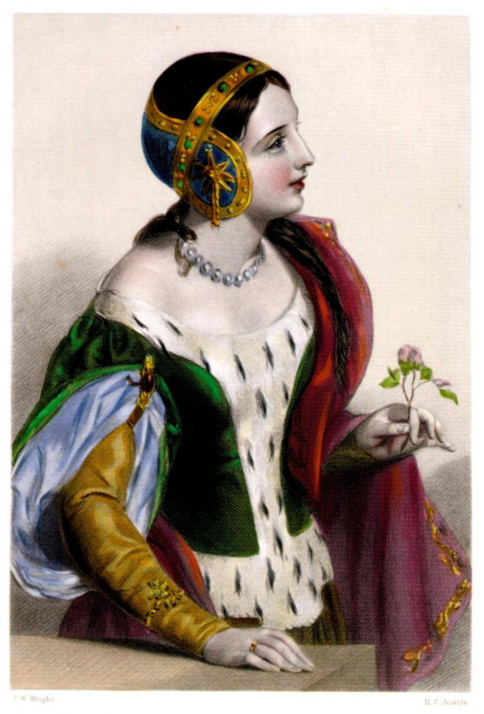 Isabella-of-France