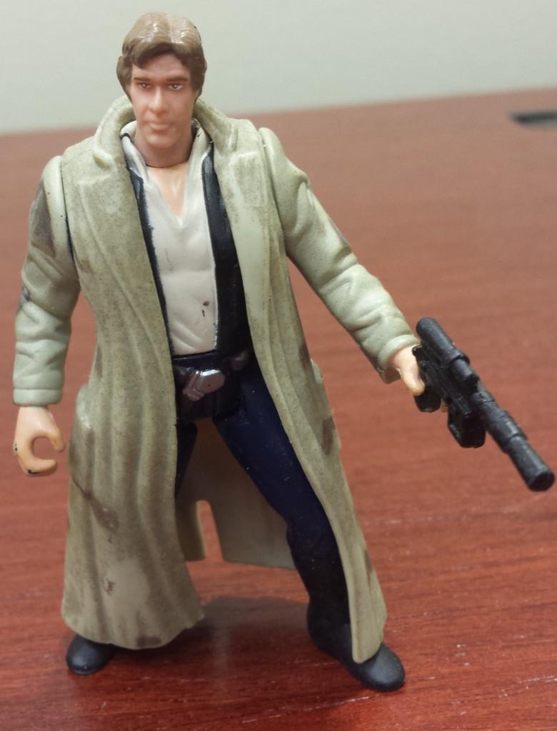 Endor Han Solo