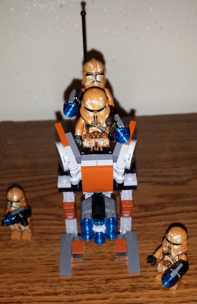 Genosis Stormtroopers