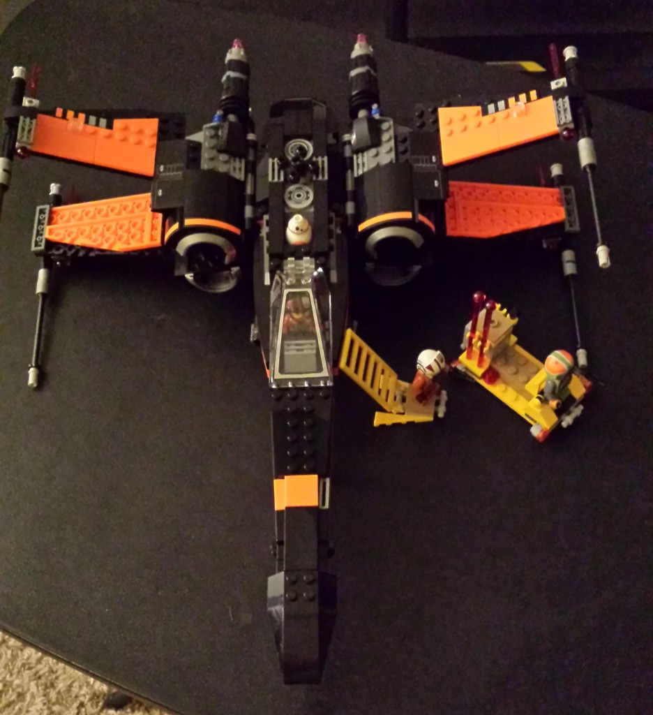 Poe's X-Wing 1