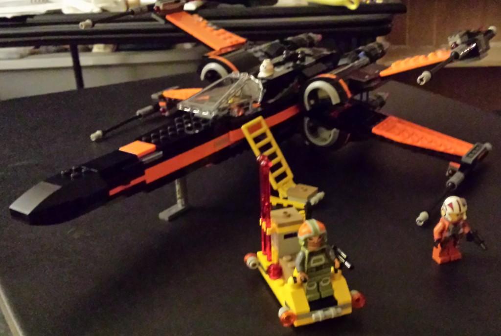 Poe's X-Wing 2