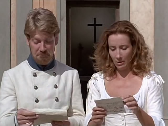 Much-Ado-About-Nothing 1993 Beatrice and Benedick